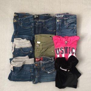 Bundle of Size 7 Girls